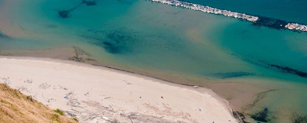 Spiagge delle Marche San Bartolo
