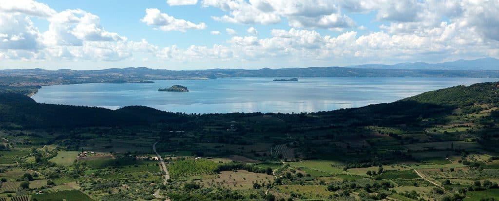 Cosa fare nel Lazio: Lago di Bolsena