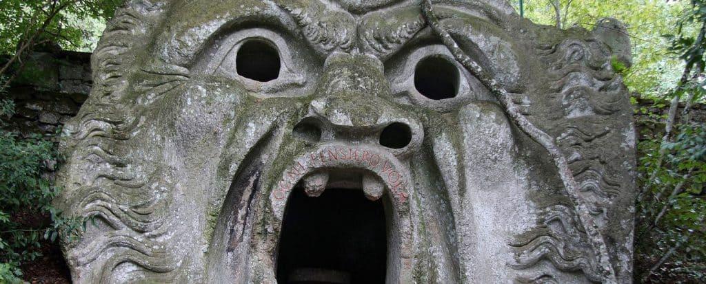 Cosa fare nel Lazio: Parco dei Mostri