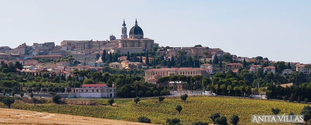Loreto - Place to Visit in Le Marche - AnitaVillas