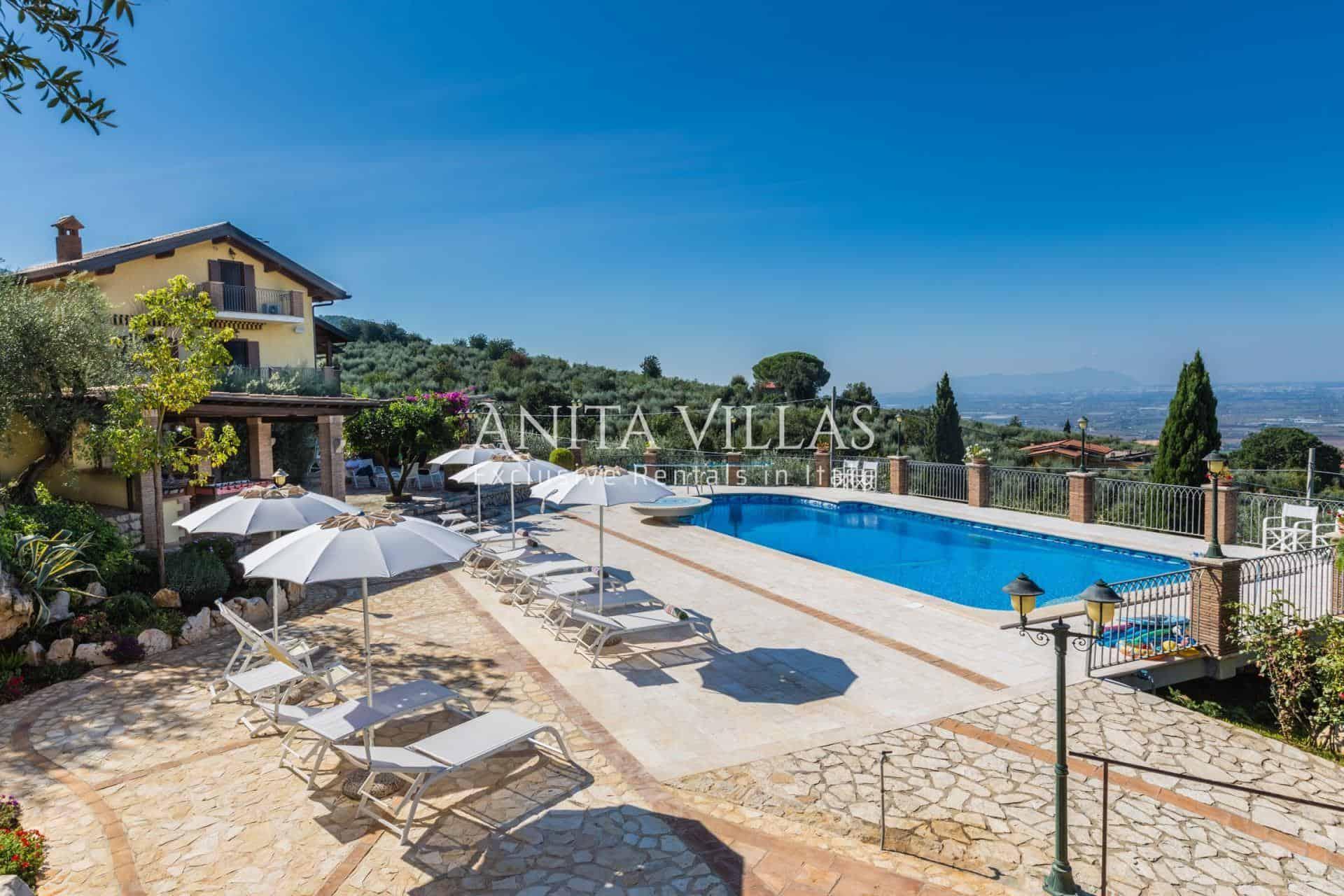 Villa Parco del Circeo - AnitaVillas