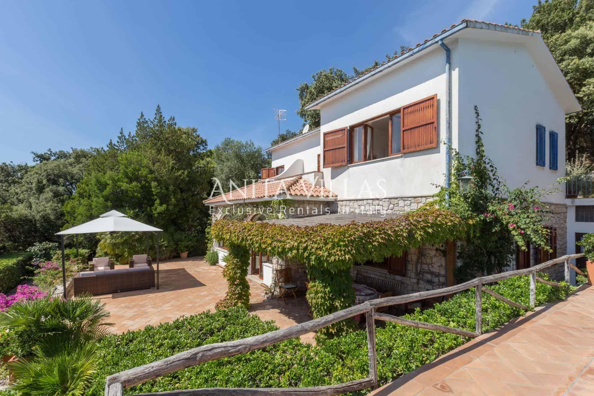 Villa San Felice Circeo - AnitaVillas